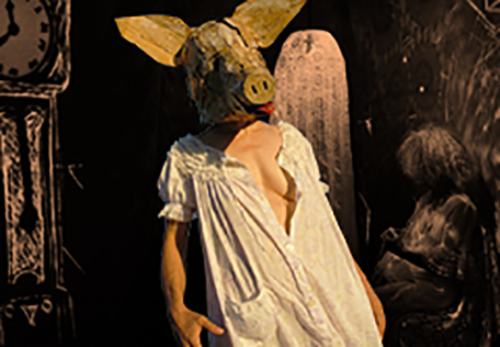 Obscene Madame D | Theatre Kantanka
